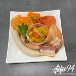 Ateljee 94 - Foodshop - sfeertafelen - Grill - Gourmet