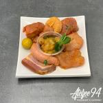 Ateljee 94 - Foodshop - Sfeertafelen - Grill Tepan Yaki