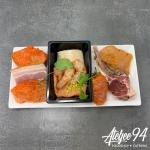 Ateljee 94 - Foodshop - Sfeertafelen - Grill Surf & Turf