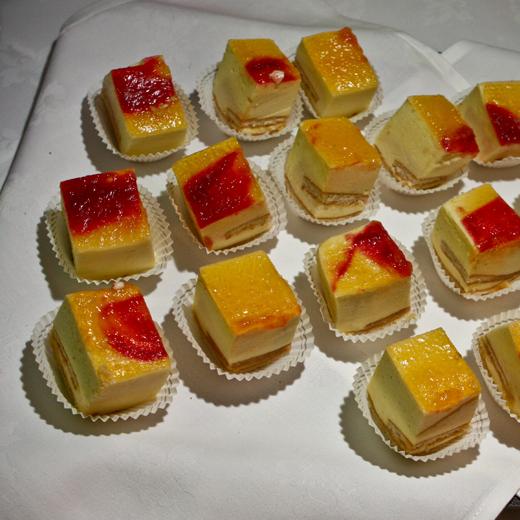 Ateljee 9 - Catering - desserten
