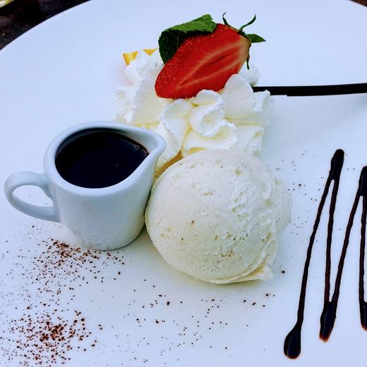 Ateljee 94 - Catering - desserten - desserten op bord