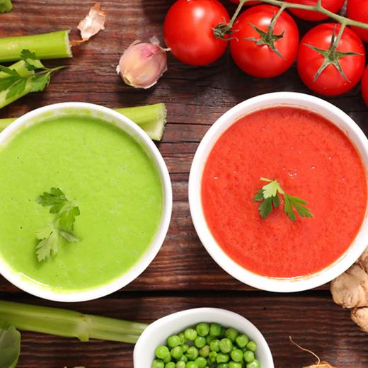 Ateljee 94 - Catering - Menu aan tafel - soepen